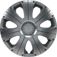 Wieldoppenset Racing | Zilver | 15 inch