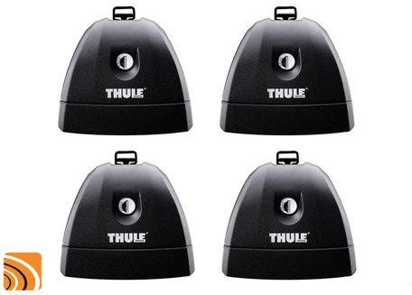 Thule Rapid System 751 | Dakdrager voetenset | Fixpoint