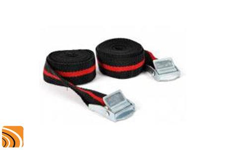 Kamei Spanbanden | set 2 stuks | 215cm