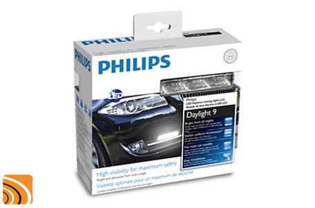 Philips DRL9 | LED Dagrijverlichtingset