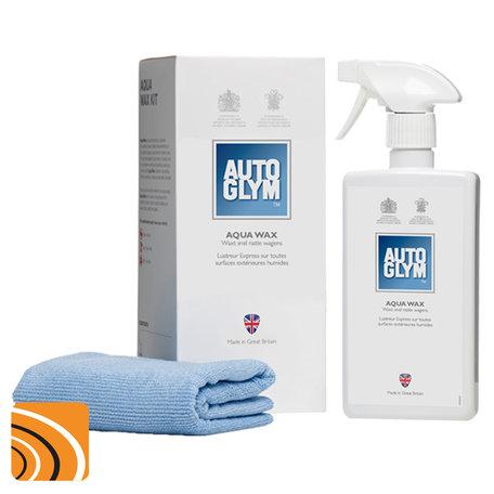 Autoglym Aqua Wax | complete set