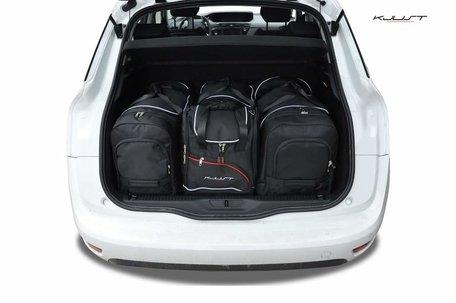 Citroën C4 Picasso vanaf 2010 | 4 auto tassen | Kjust reistassen