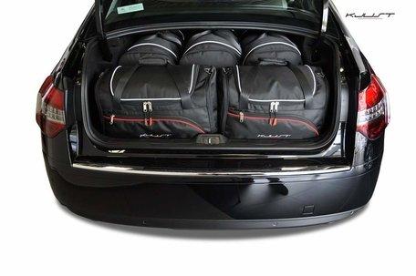 Citroën C5 Sedan vanaf 2007 | 5 auto tassen | Kjust reistassen