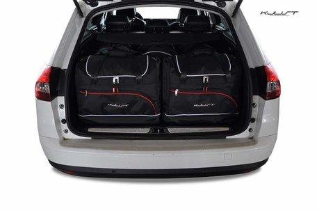 Citroën C5 Tourer vanaf 2008 | 5 auto tassen | Kjust reistassen