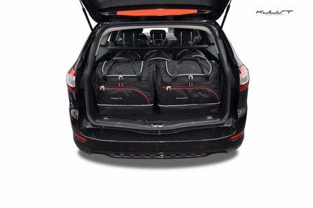 Ford Mondeo Kombi van 2007 tot 2013   5 auto tassen   Kjust reistassen