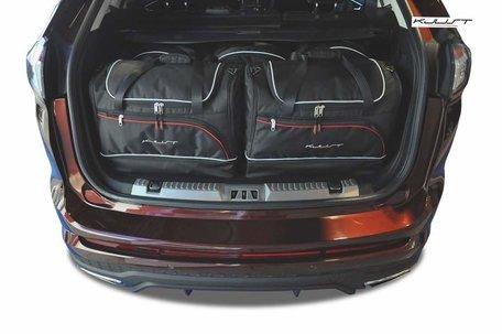 Ford Edge vanaf 2015 | 5 auto tassen | Kjust reistassen