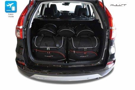 Honda CR-V vanaf 2012 | 5 auto tassen | Kjust reistassen