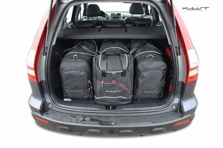 Honda CR-V van 2006 tot 2012 | 4 auto tassen | Kjust reistassen