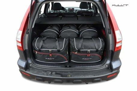 Honda CR-V van 2006 tot 2012 | 5 auto tassen | Kjust reistassen