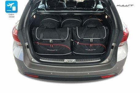 Hyundai I40 Tourer vanaf 2011 | 5 auto tassen | Kjust reistassen