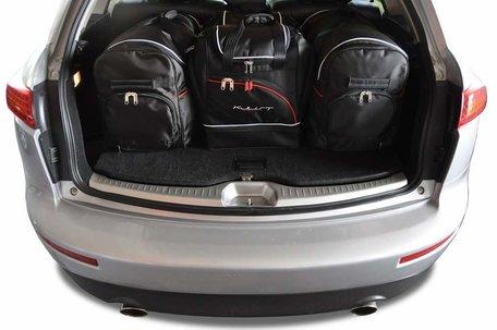 Infiniti FX35 van 2003 tot 2009 | 4 auto tassen | Kjust reistassen