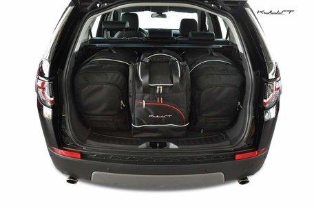 Kjust | Land Rover Discovery Sport vanaf 2014 | 4 autotassen | Kjust reistassen