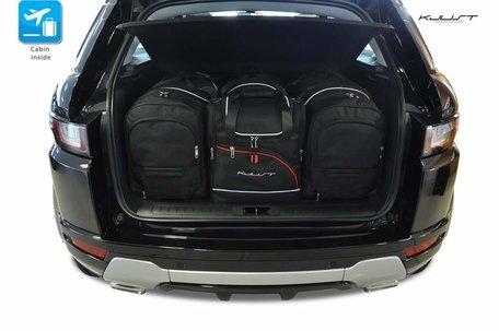 Kjust|  Range Rover Evoque vanaf  2011 | 4 autotassen | Kjust