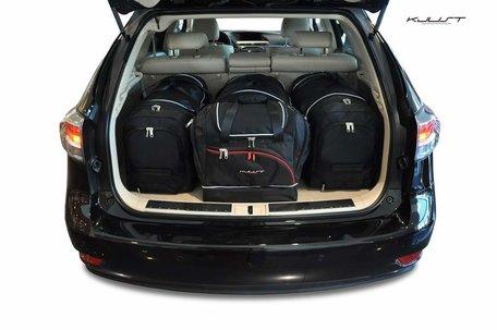 Lexus RX van 2009 tot 2015  | 4 auto tassen | Kjust reistassen