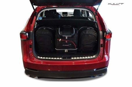 Lexus NX vanaf 2014 | 4 auto tassen | Kjust reistassen