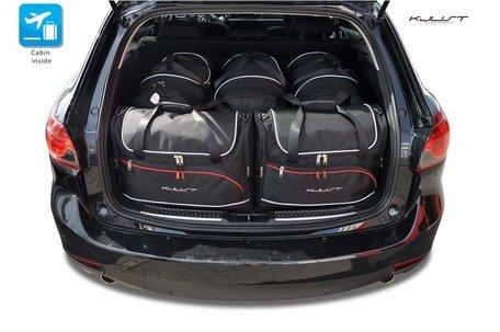 Mazda 6 Kombi vanaf 2012 | 5 auto tassen | Kjust reistassen