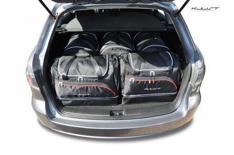 Mazda 6 Kombi van 2002 tot 2008 | 5 autotassen | Kjust reistassen