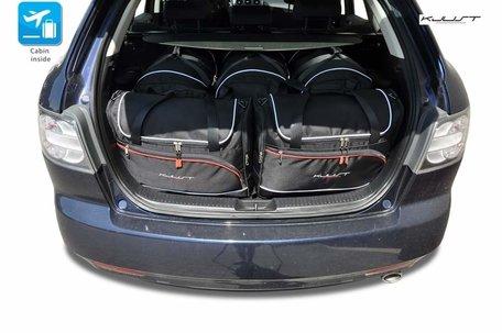 Mazda CX-7 van 2007 tot 2012 | 5 auto tassen | Kjust reistassen