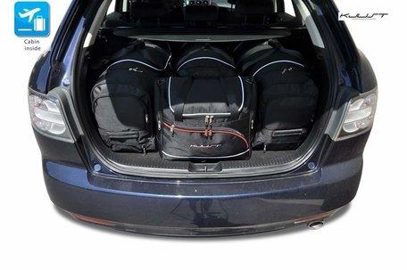 Mazda CX-7 van 2007 tot 2012 | 4 auto tassen | Kjust reistassen
