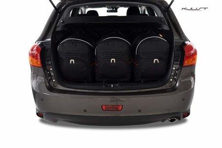 Mitsubishi ASX vanaf 2010 | 3 auto tassen | Kjust reistassen
