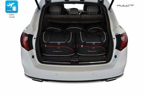 Porsche Cayenne vanaf 2010 | 5 auto tassen | Kjust reistassen