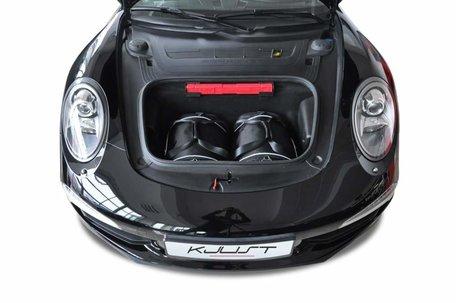 Porsche 911 Carrera 4 vanaf 2011 | 2 autotassen | Kjust