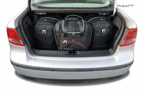 Saab 9-3 Sedan 2002 tot 2011 | 4 autotassen | Kjust reistassen