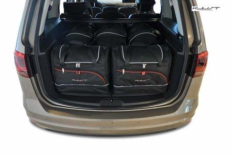 Seat Alhambra vanaf 2010 | 5 autotassen | Kjust reistassen