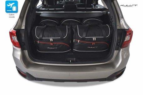 Subaru Outback vanaf 2015 | 5 auto tassen | Kjust reistassen
