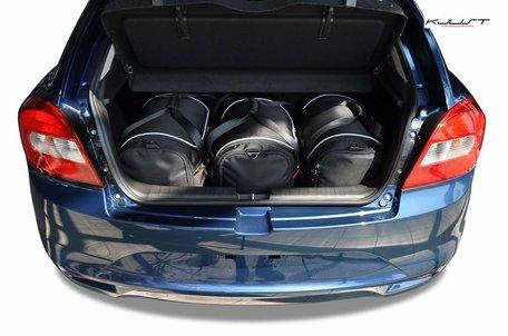 Suzuki Baleno Hatchback vanaf 2016 | 3 autotassen | Kjust reistassen