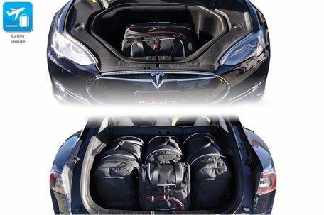 Tesla Model S vanaf 2012 | 4 + 2 autotassen | Kjust