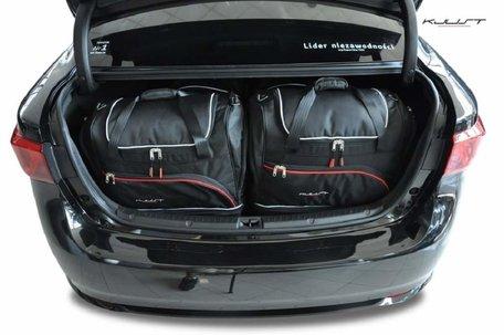 Toyota Avensis Sedan vanaf 2009 | 4 autotassen | Kjust reistassen