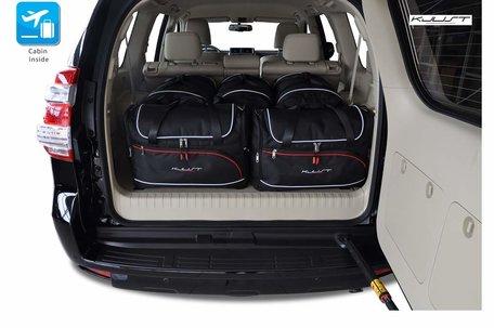 Toyota Land Cruiser J150 5d vanaf 2010 | 5 autotassen | Kjust