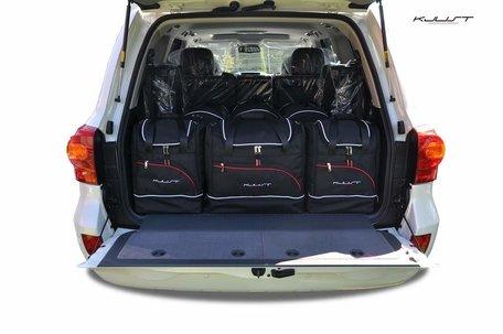 Toyota Land Cruiser V8 vanaf 2010 | 6 autotassen | Kjust