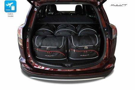 Toyota RAV4 vanaf 2013 | 5 autotassen | Kjust reistassen