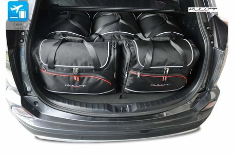 Toyota RAV4 Hybrid vanaf 2013 | 5 autotassen | Kjust reistassen