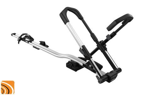 Thule UpRide 599 | Dak fietsdrager | Wiel montage