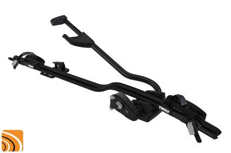 Thule ProRide 598B Black | Dak fietsdrager | Frame montage