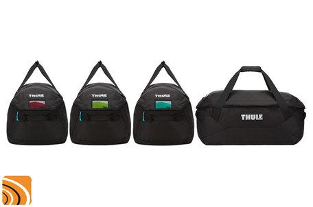 Thule GoPack 8006 | Dakkoffer tassenset | 4 tassen