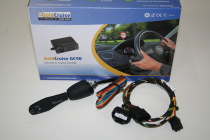 John Gold Cruise control set voor Dacia Dokker 2013