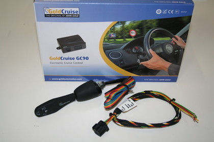 John Gold Cruise control set voor Smart ForTwo <2007
