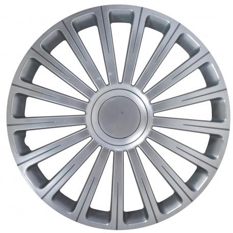 Wieldoppenset Radical Pro | Zilver | 14 inch