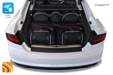 Audi A7 I vanaf 2010   5 autotassen   Kjust reistassen