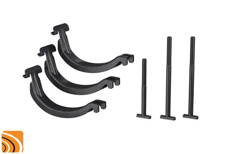 Thule Bike Rack Around-the-Bar Adapter | 889-8