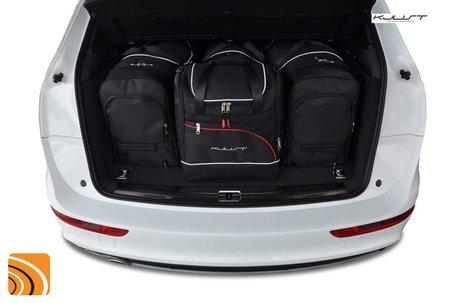 Audi Q5 (8R) van 2008 tot 2016   4 autotassen   Kjust reistassen