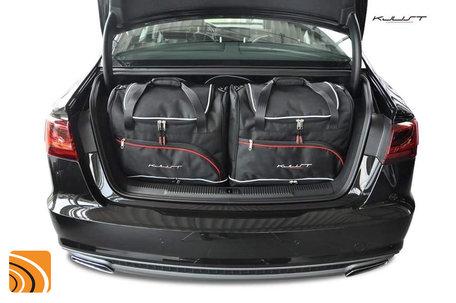 Audi A6 Sedan (C7) vanaf 2011   5 autotassen   Kjust reistassen