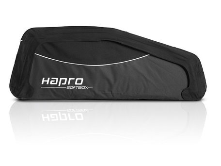 Hapro Softbox 375L | Opvouwbare dakkoffer | 375 liter
