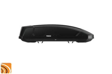 Thule Force XT L | Black Aeroskin | Dakkoffer 6357B