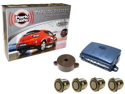 ParkSafe PS 540 parkeersensoren set achter