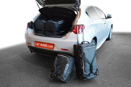 Car-Bags | Alfa Romeo Giulietta | vanaf 2010 | Auto reistassen